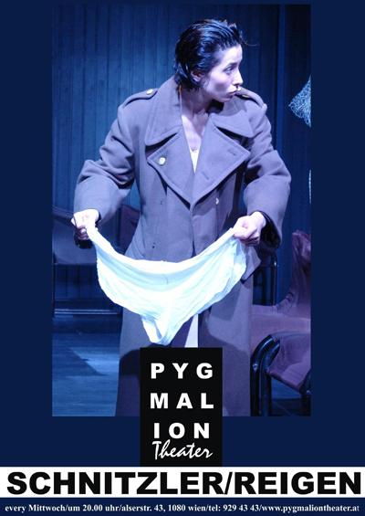 Pygmalion theater wien archiv for Raumgestaltung drama